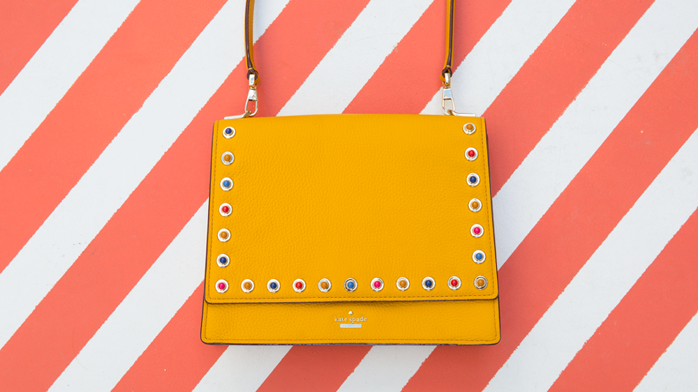 How to Authenticate a Kate Spade Handbag