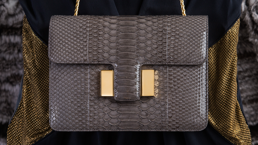 How to Authenticate a Tom Ford Handbag