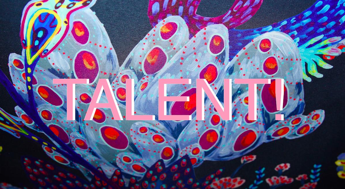 New York Textile Month's Talent! Exhibition