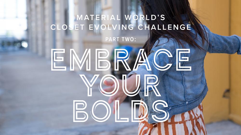 Closet Evolving Challenge : Part 2