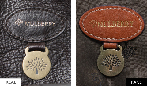 95920c5508 2. Inside Heat Stamps and Brass Discs. Every Mulberry bag ...