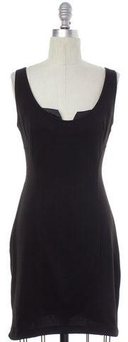 SLATE & WILLOW Black Cutout Bodycon Dress