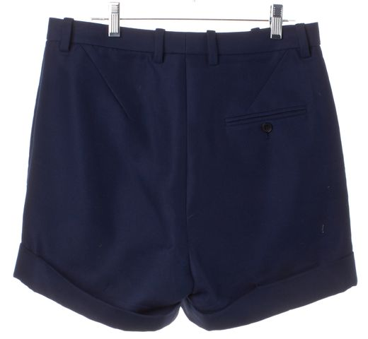 3.1 PHILLIP LIM Blue Cropped Casual Shorts Size 6