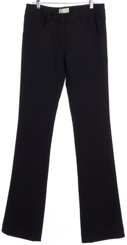 3.1 PHILLIP LIM Black straight Leg Trousers Pants