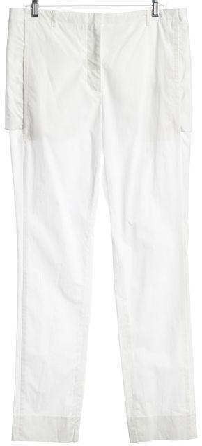 3.1 PHILLIP LIM Cotton White Cargo Pants