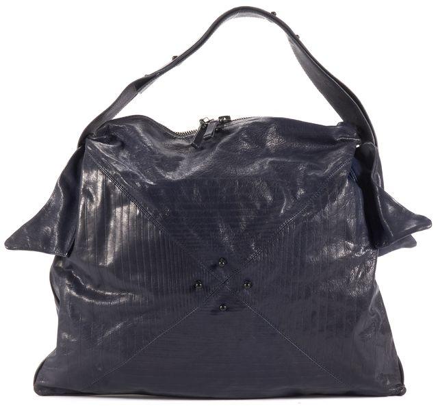 3.1 PHILLIP LIM Blue Leather Shoulder Bag Handbag