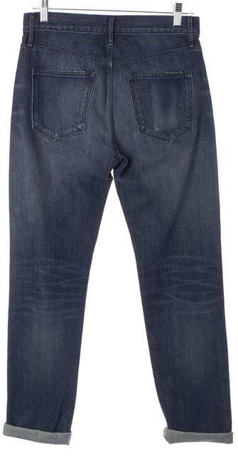 3X1 Blue Boyfriend Jeans