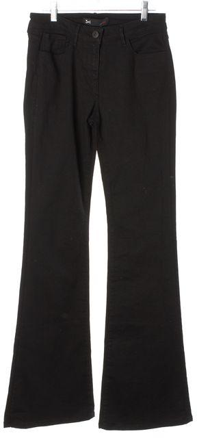 3X1 Black Wide Leg Jeans