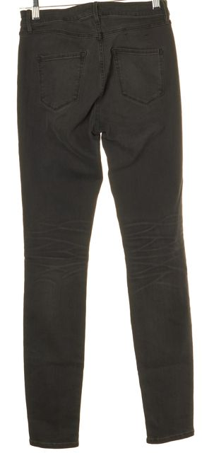 3X1 Gray 5 Pocket Mid Rise Skinny Jeans