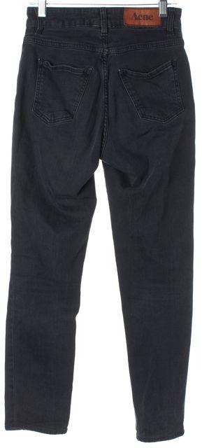 ACNE STUDIOS Black Needle Rocca Skinny Jeans