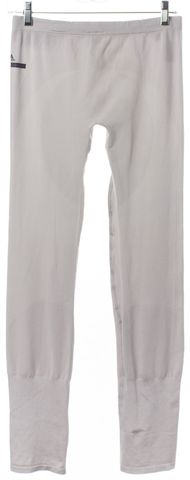 ADIDAS BY STELLA MCCARTNEY ADIDAS X STELLA MCCARTNEY Gray Casual Work Out Pants Leggings