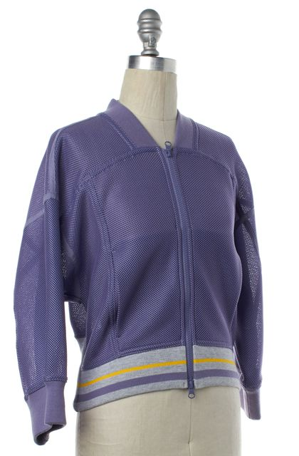 ADIDAS BY STELLA MCCARTNEY ADIDAS X STELLA MCCARTNEY Purple Basic Jacket