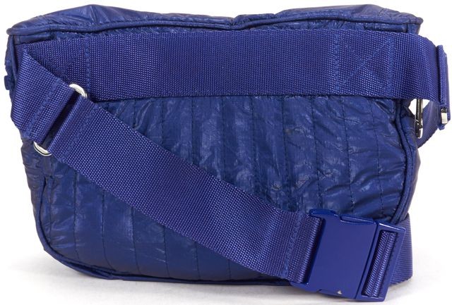 ADIDAS BY STELLA MCCARTNEY ADIDAS X STELLA MCCARTNEY Blue Buckle Fanny Pack