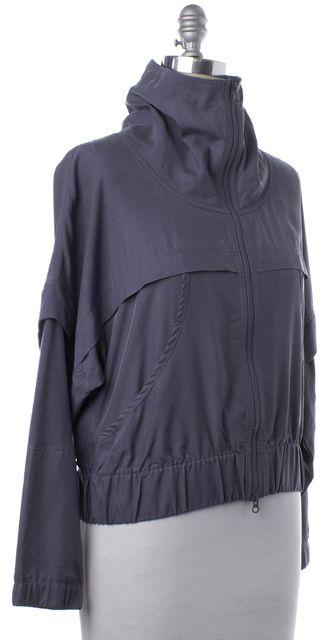 ADIDAS BY STELLA MCCARTNEY ADIDAS X STELLA MCCARTNEY Gray Zip Up Jacket