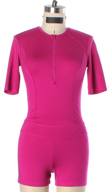 ADIDAS BY STELLA MCCARTNEY Pink Jumpsuit/ Romper