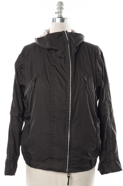 ADIDAS BY STELLA MCCARTNEY Black Basic Weather Jacket