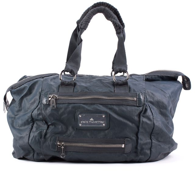 ADIDAS BY STELLA MCCARTNEY Navy Blue Duffel Bag