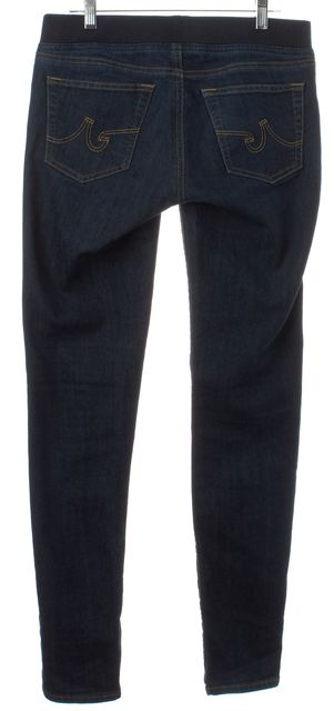 AG ADRIANO GOLDSCHMIED Blue Casual Leggings