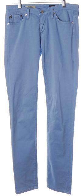 AG ADRIANO GOLDSCHMIED Sky Blue Stilt Cigarette Skinny Jeans