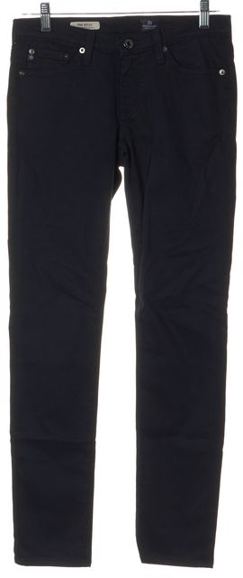 AG ADRIANO GOLDSCHMIED Blue Stilt Cigarette Skinny Jeans