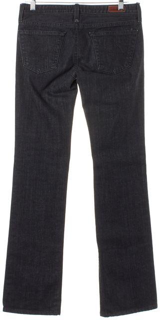 AG ADRIANO GOLDSCHMIED Medium Gray Dark Wash The Kiss Boot Cut Jeans