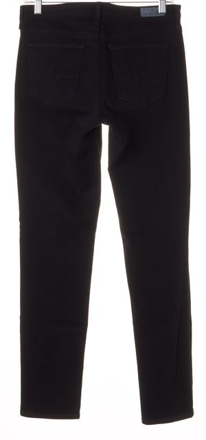 AG ADRIANO GOLDSCHMIED Blue Prima Mid Rise Slim Fit Jeans
