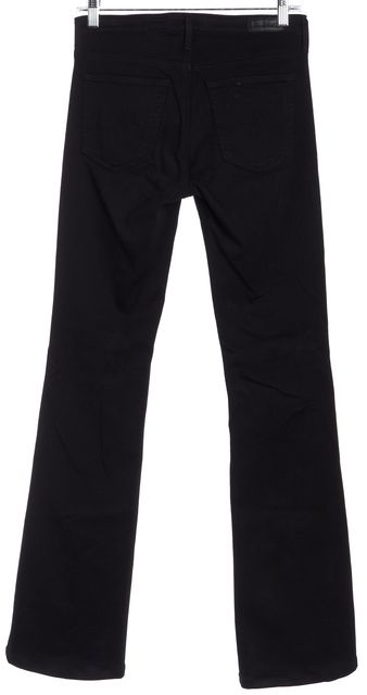 AG ADRIANO GOLDSCHMIED Black The Angel Boot Cut Jeans