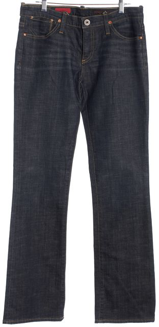 AG ADRIANO GOLDSCHMIED Blue Boot Cut Jeans