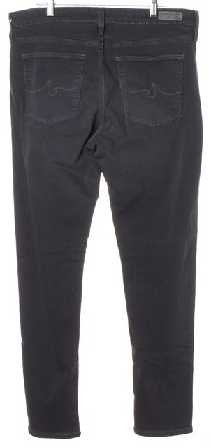 AG ADRIANO GOLDSCHMIED Gray The Farrah Skinny Ankle Skinny Jeans