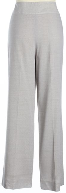AKRIS Gray Wool Casual Pants