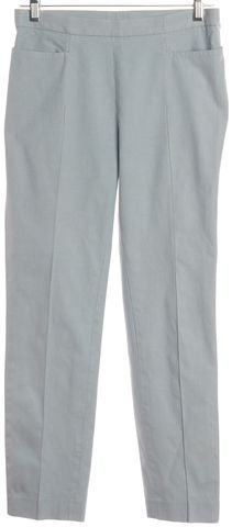 AKRIS PUNTO Blue Casual Pants