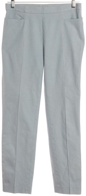 AKRIS PUNTO Blue Casual Pants