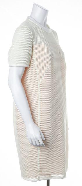 AKRIS PUNTO White Nets Sundress