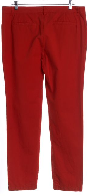 A.L.C. Red Trousers Pants