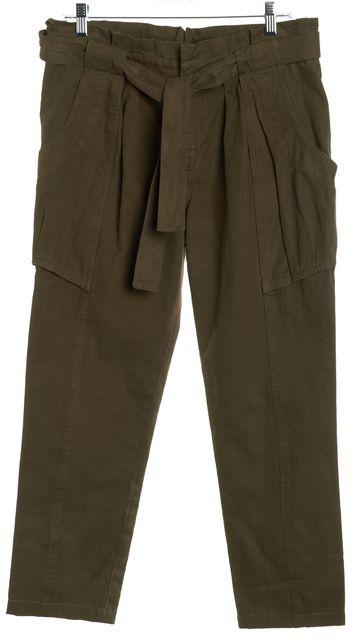 A.L.C. Brown Cargo Pants