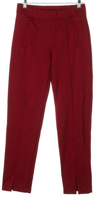 A.L.C. Red Stretch Slim Pants