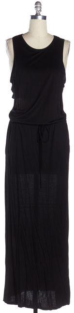 A.L.C. Black Sleeveless Maxi Dress