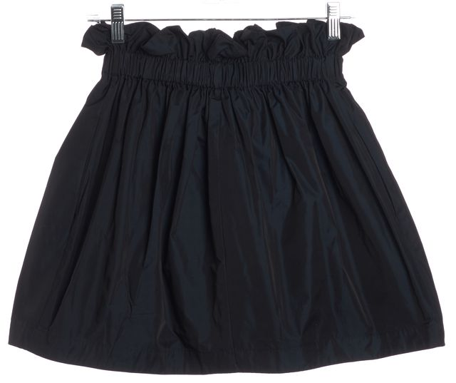 ALICE MCCALL Navy Blue A-Line Skirt