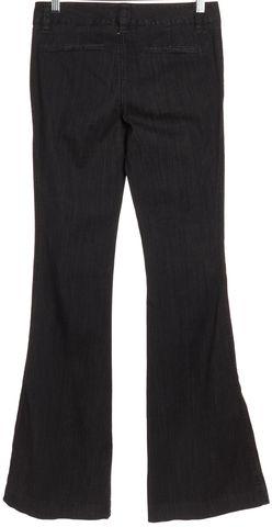 ALICE + OLIVIA Gray Flare Jeans