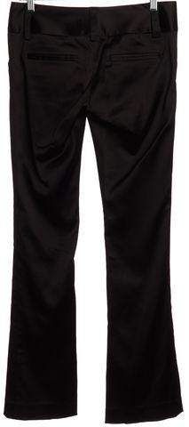 ALICE + OLIVIA Black Flare Pants