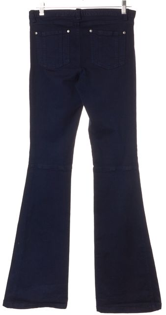 ALICE + OLIVIA Blue Flare Jeans