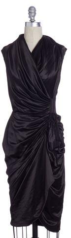 ALLSAINTS ALL SAINTS  Black Hydri Dress