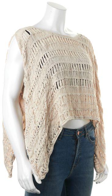 ALLSAINTS Ivory Knit Top