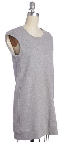 ALEXANDER WANG Gray Crewneck Sleeveless Sweatshirt Size XS