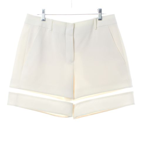 ALEXANDER WANG White Casual Shorts Size 4