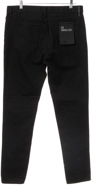 ALEXANDER WANG Black Relaxed Jeans