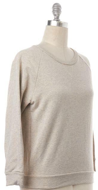 A.P.C. Beige Longsleeve Sweatshirt