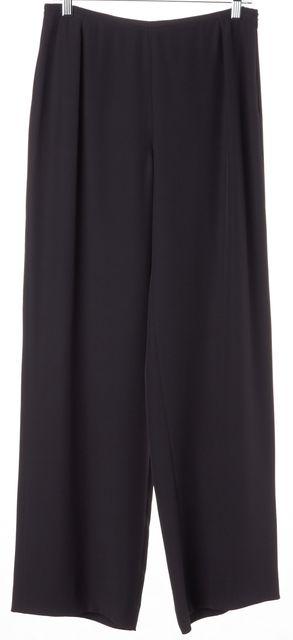 ARMANI COLLEZIONI Slate Blue Trouser Dress Pants