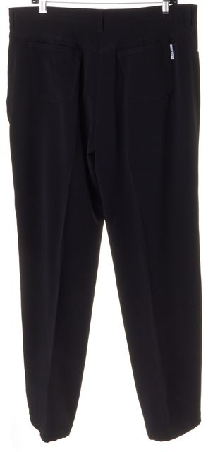 ARMANI COLLEZIONI Black Trousers Pants