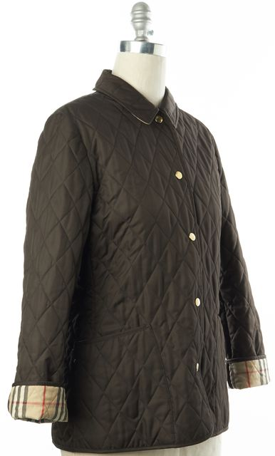 BURBERRY Military Green Basic Jacket